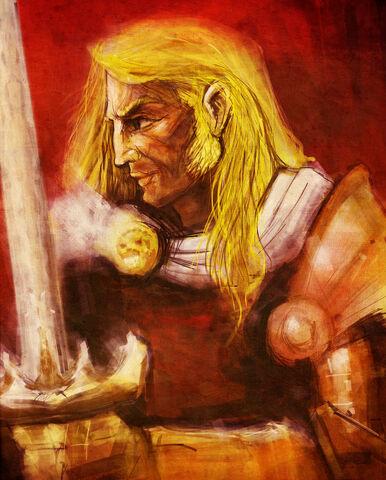 Archivo:Kingslayer by ~acazigot©.jpg