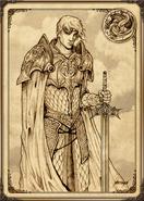 Aegon I Targaryen by Félix Sotomayor©
