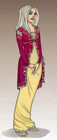 Archivo:Rhaena Targaryen, hija de Daemon by Enife©.jpg