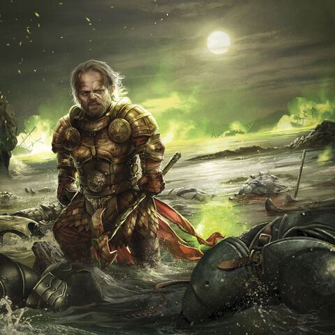 Archivo:Tyrion en la Bahía del Aguasnegras by Magali Villeneuve©.jpeg