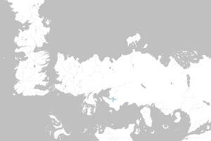 Mapa río Gusano