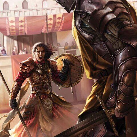 Archivo:Oberyn Martell juicio by Magali Villeneuve©.jpg