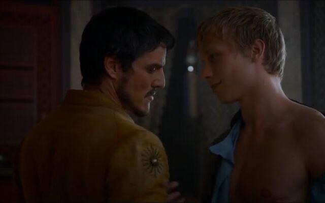 Archivo:Olyver y Oberyn HBO.jpg