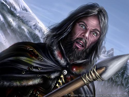 Archivo:Alfyn Crowkiller by Henning Ludvigsen, Fantasy Flight Games©.jpg