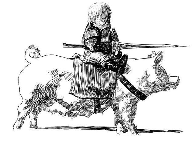 Archivo:Tyrion Pretty Pig by Marc Simonetti©.jpg