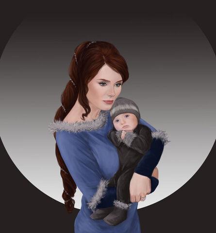 Archivo:Catelyn by Dennis Maznev©.jpg