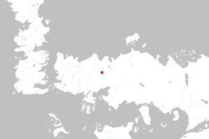 Mapa Vaes Khewo