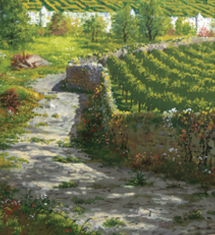 Archivo:The Rose Road by Ted Nasmith©.png