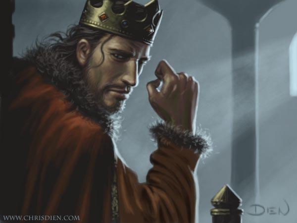 Archivo:Stannis Baratheon by Chris Dien, Fantasy Flight Games©.jpg
