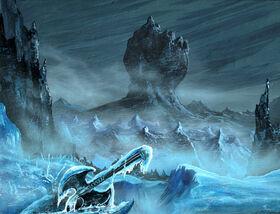 Puño de los Primeros Hombres by Franz Miklis, Fantasy Flight Games©.jpg