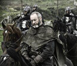 Davos Seaworth HBO