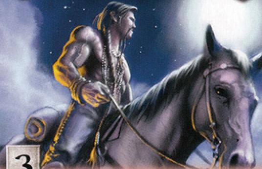 Archivo:Drogo by Patrick McEvoy, Fantasy Flight Games©.png