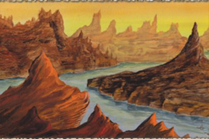 Archivo:Río Azote by Franz Miklis, Fantasy Flight Games©.jpg