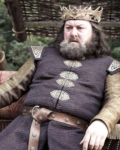 Archivo:Robert Baratheon HBO.JPG