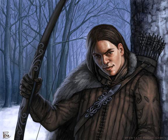 Archivo:Theon Greyjoy by Felicia Cano, Fantasy Flight Games©.jpg