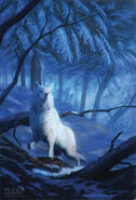 Beyond the Wall by Jake Murray, Fantasy Flight Games©