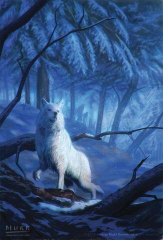 Archivo:Beyond the Wall by Jake Murray, Fantasy Flight Games©.jpg