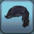 FLUFFY WAVE (BLACK)