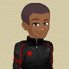 Male Level 4 Parkour Outfit