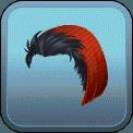 MALE SHORT HAIR BEANIE (BLACK)