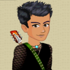 Male Level 7 Musician Outfit