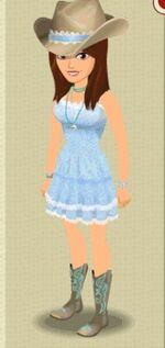 Bluebottle Belle