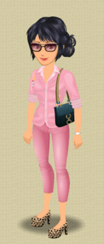 FEMALE OUTFIT (PRETTY IN PINK)
