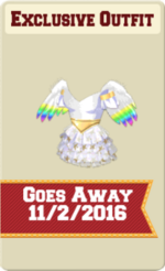 EXCLUSIVE FEMALE OUTFIT SIGN (MAGIC IS FRIENDSHIP 02)