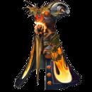 Robe of the Warrior-Sage