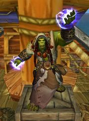Naval thrall