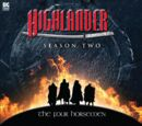 Big Finish Highlander Audio Series