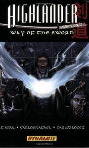 Highlander way of the sword
