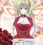 Ravel in a noble uniform 1