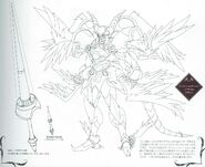 Down Fall Dragon Spear Concept Art by Miyama