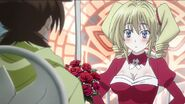 Ravel discussing with Issei 1