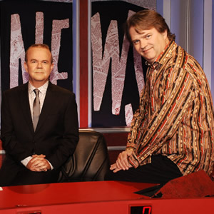 File:HIGNFY team captains Ian Hislop and Paul Merton.jpg