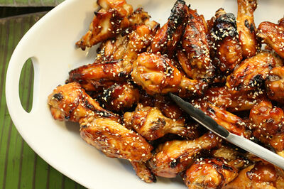 Pineapplechickenwings