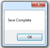SaveComplete