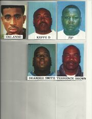 2Pac 1996 shooting suspects
