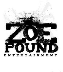 Zoe Pound Entertainment (logo)