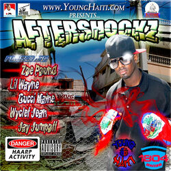 Various Artists The Aftershockz-front-large