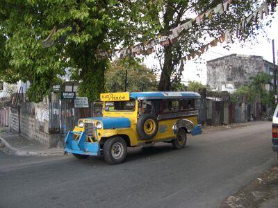 Jeepney Quezon City