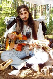 Hip Russian Rainbow Gathering 4 Aug 05