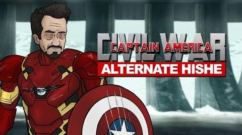 Captain America Civil War Alternate HISHE