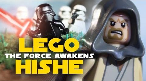 The Force Awakens Lego HISHE