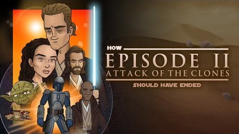 How Star Wars Attack Of The Clones Should Have Ended