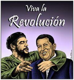 Guevara and Chavez