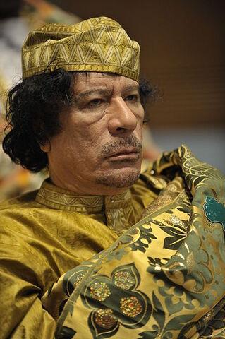 File:Muammar al-Gaddafi (present at the AU summit)-Wikipedia Portrait.jpg