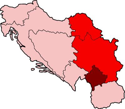 Socialist Autonomous Province of Kosovo