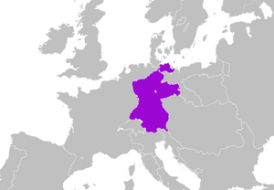 Confederacy of the Rhine-1812